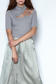 simple the label Cage Top - Front cropped