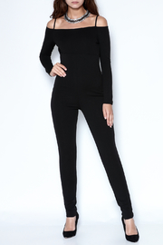 simple the label Long Sleeve Jumpsuit - Front cropped