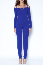 simple the label Long Sleeve Jumpsuit - Front full body