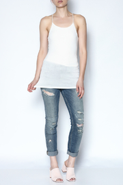 simple the label Open Back Cami - Side cropped