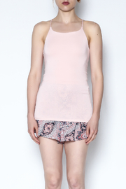 simple the label Open Back Cami - Front full body