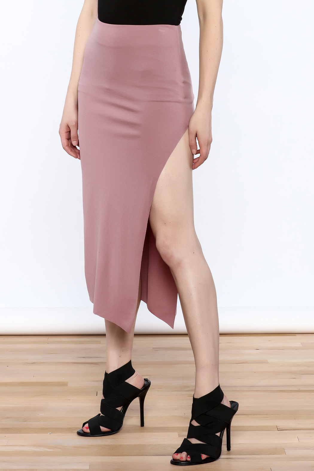 simple the label Modern Bodycon Skirt - Main Image