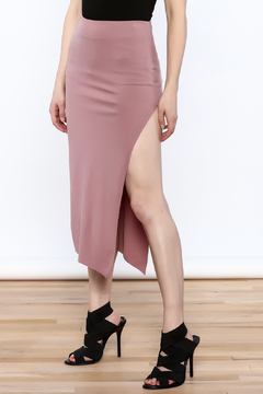 Shoptiques Product: Modern Bodycon Skirt
