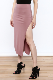 simple the label Modern Bodycon Skirt - Product Mini Image