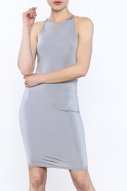 simple the label Sleeveless Bodycon Dress - Product Mini Image