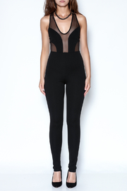 simple the label X Back Jumpsuit - Front full body