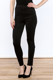 simple the label Zip Back Legging - Product Mini Image