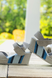 Pedro Garcia Simple Wedge Sandal - Other