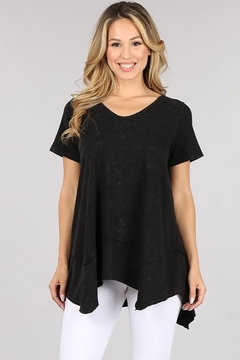 Chatoyant  Simply Cotton Comfort Tunic Top - Product List Image