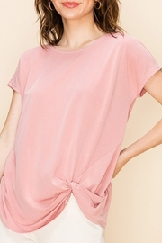 Double Zero Simply Love Top - Front cropped