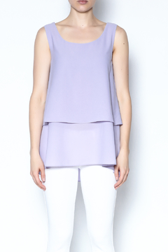 Shoptiques Product: Double Tiered Top