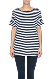 Simply Noelle Nautical Striped Tunic - Side cropped