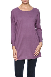 Simply Noelle Shoulder Inset Top - Product Mini Image