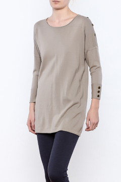 Shoptiques Product: Shoulder Inset Top