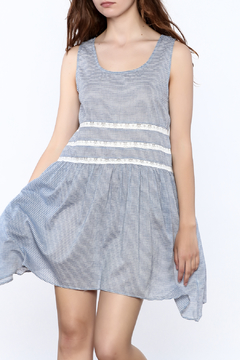 Shoptiques Product: Pinstripe Sleeveless Dress