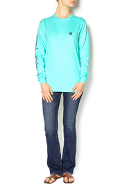 Simply Southern Pocket Shirt - Front full body