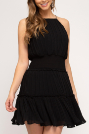 She and Sky Simply Sweet dress - Front cropped