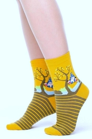 Simply Chic Animation Socks - Product Mini Image