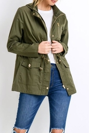 Simply Chic Anorak Jacket - Product Mini Image