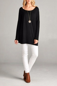 Simply Chic Bamboo Jersey Top - Product List Image