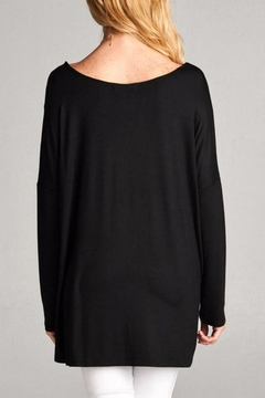 Simply Chic Bamboo Jersey Top - Alternate List Image