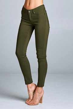 Shoptiques Product: Basic Stretch Pants
