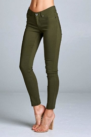 Simply Chic Basic Stretch Pants - Product Mini Image