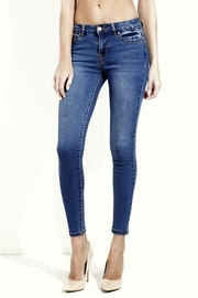 Simply Chic Butt Magic Skinny Jeans - Product Mini Image