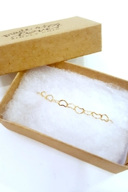 Simply Chic Heart Chain Bracelet - Other