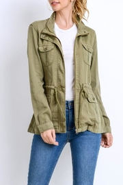 Simply Chic Light-Weight  Utility Jacket - Product Mini Image