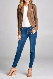 Simply Chic Moto Jacket - Product Mini Image