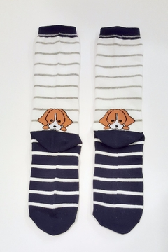 Simply Chic Puppy Socks - Product List Image