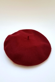 Simply Chic Wool French Beret - Product Mini Image