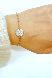 Simply Chic Zodiac Constellation Bracelet - Front cropped