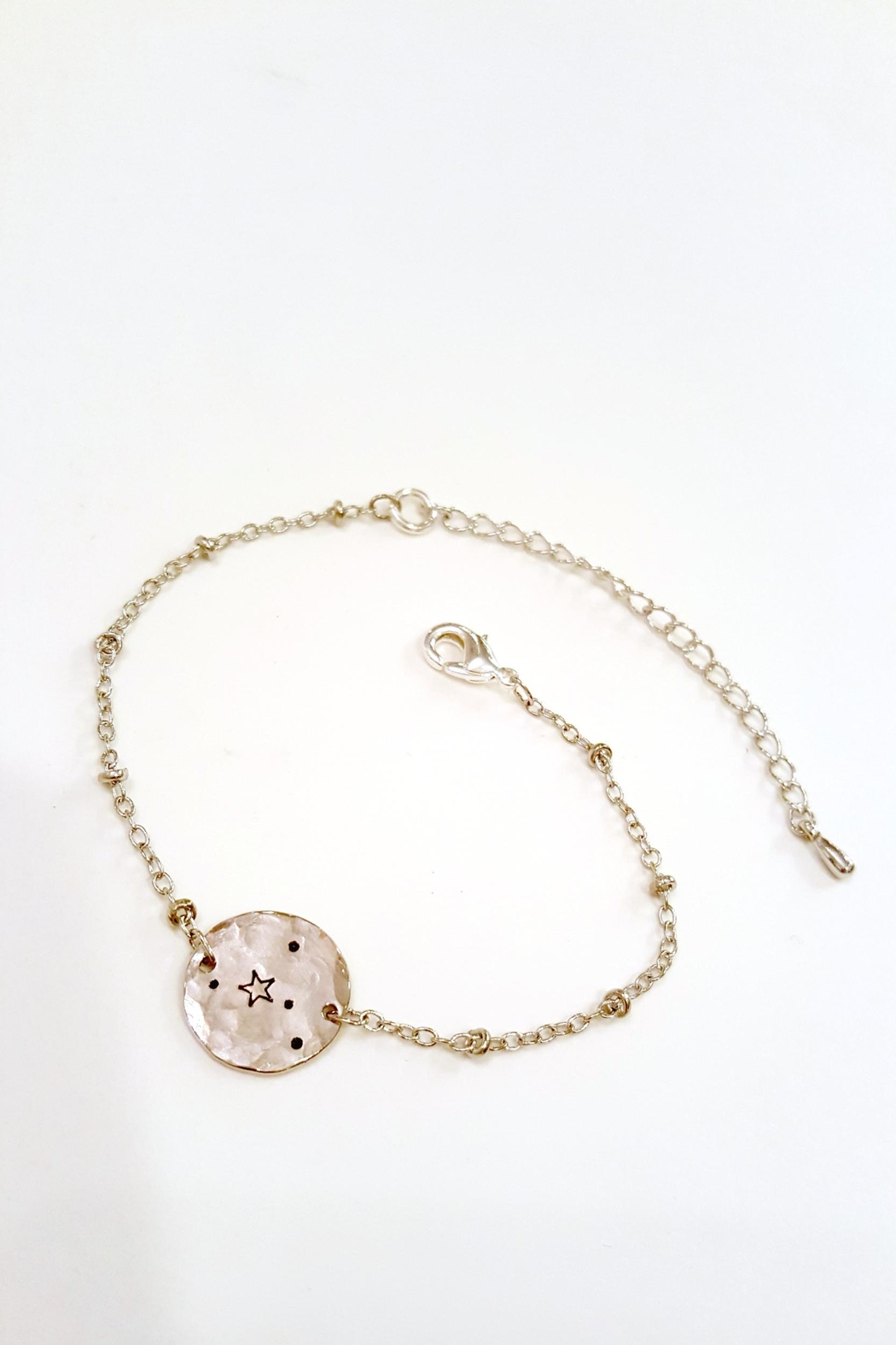 Simply Chic Zodiac Constellation Bracelet - Front Full Image
