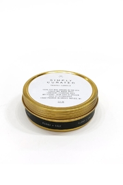 Simply Curated Smoke&Ember Travel Candle - Front full body