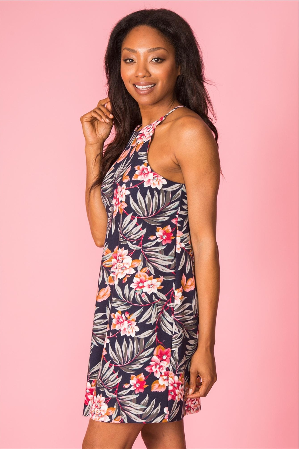 Simply Noelle Bahama Mama Dress - Front Full Image