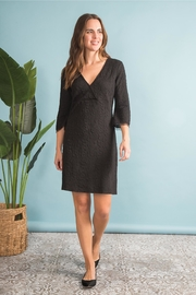 Simply Noelle Black Lace Dress - Product Mini Image