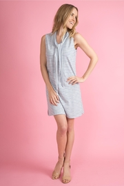 Simply Noelle Bow Collar Dress - Product Mini Image