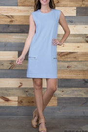 Simply Noelle Bucket Pocket Dress - Product Mini Image
