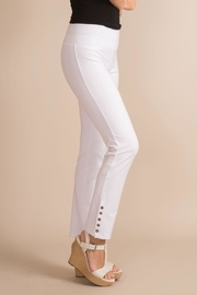 Simply Noelle Button Ankle Pant - Product Mini Image