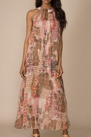 Simply Noelle Calypso Maxi Dress - Front cropped