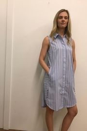 Simply Noelle Casual Chambrey Dress - Product Mini Image