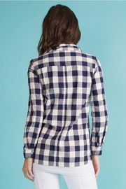 Simply Noelle Checkmate Jacket - Front full body