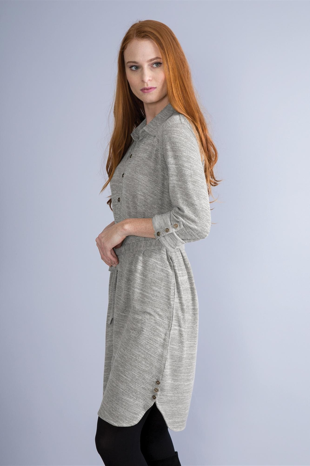 Simply Noelle Convertible Dress/ Wrap - Front Full Image