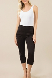 Simply Noelle Cropped Button Pant - Product Mini Image