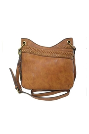 Simply Noelle Distressed Look Handbag - Product Mini Image