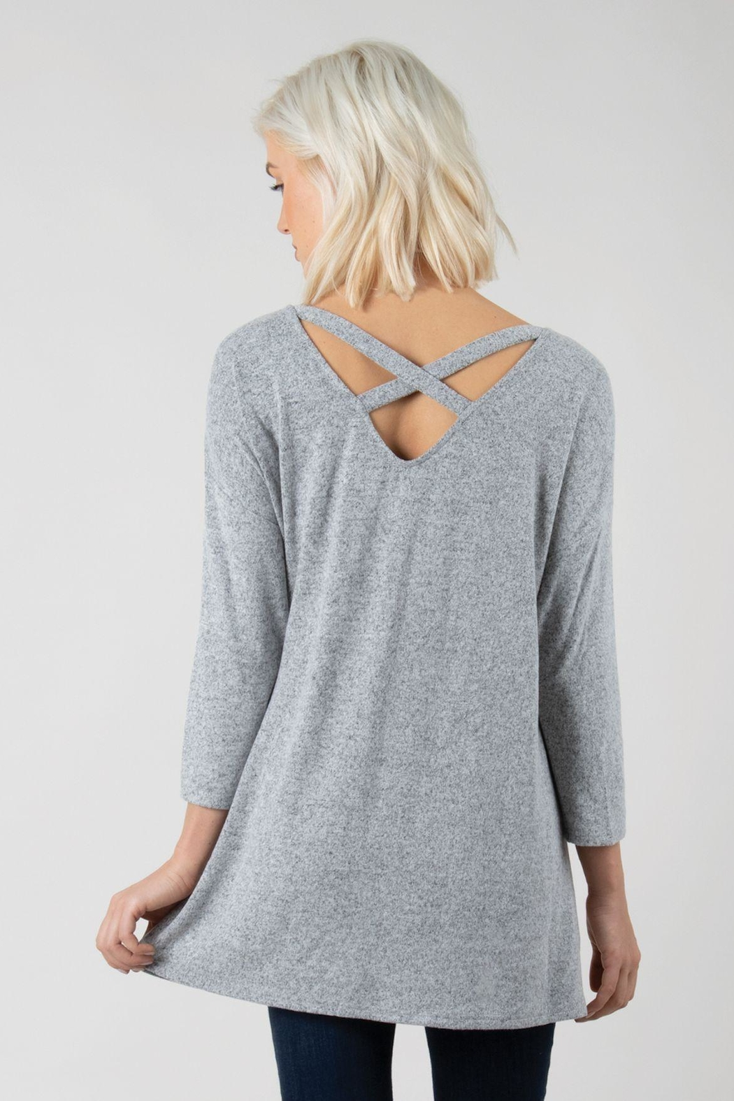 Simply Noelle Easy Day Tunic - Side Cropped Image