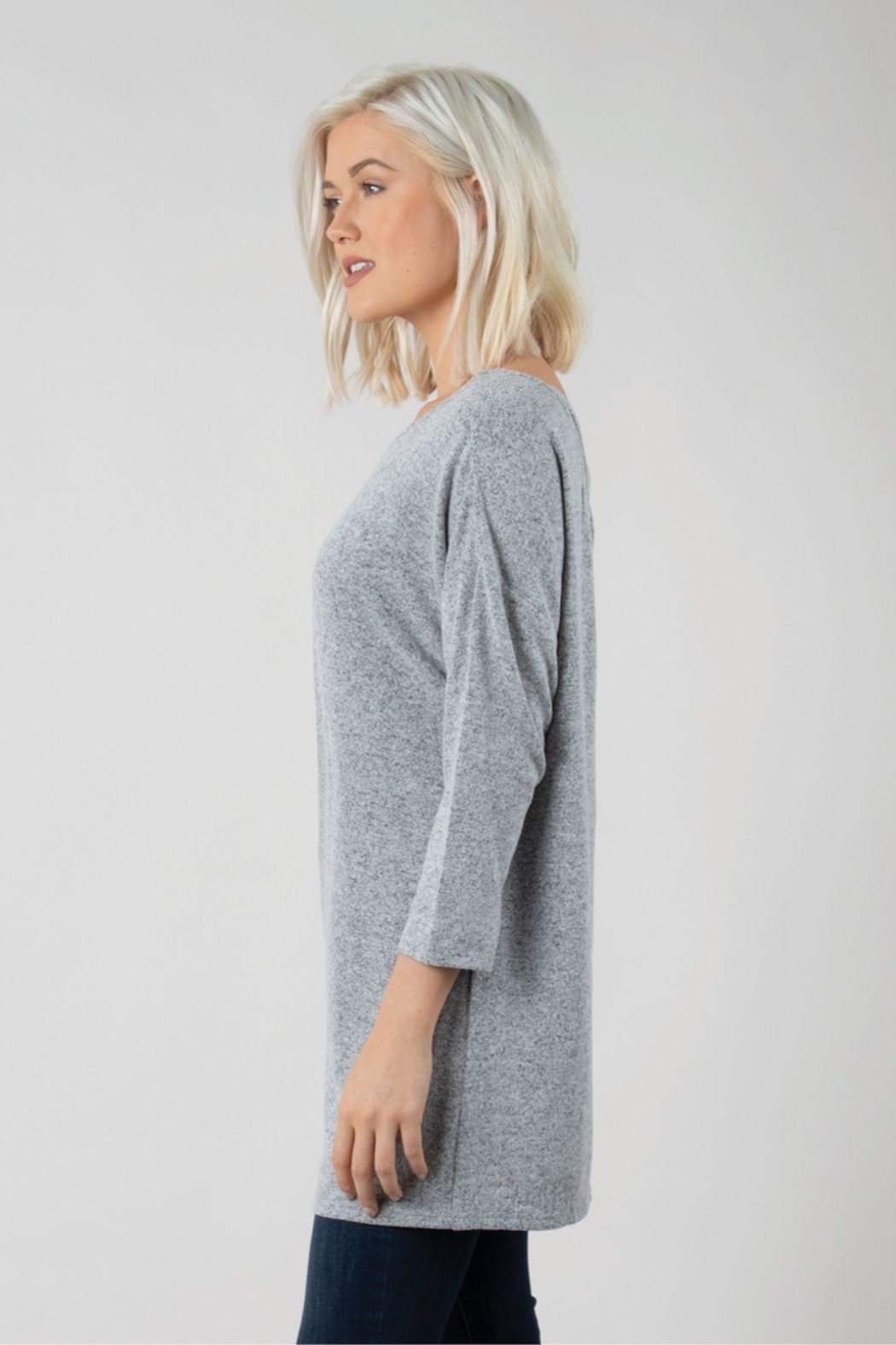 Simply Noelle Easy Day Tunic - Front Full Image