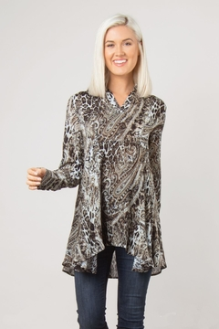 Simply Noelle Empire Waist Top - Product List Image